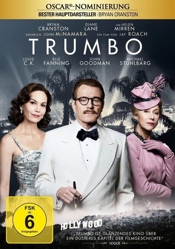 """Gewinnt eine DVD oder BD zum hervorragenden Charakterporträt """"Trumbo"""""""