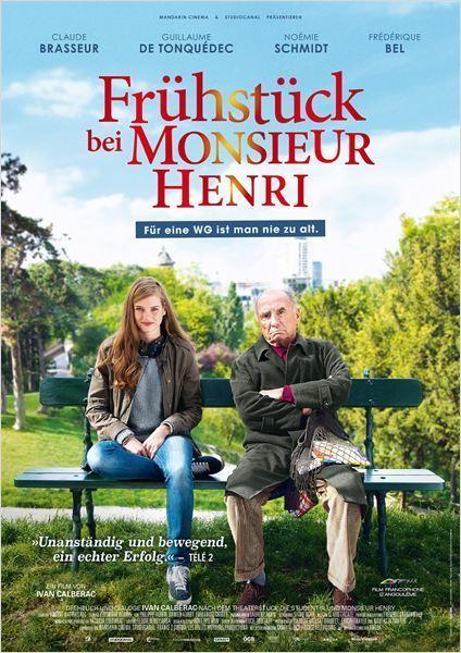 """Gewinnt ein Fan-Paket zur gelungenen französischen Komödie """"Frühstück bei Monsieur Henri"""""""