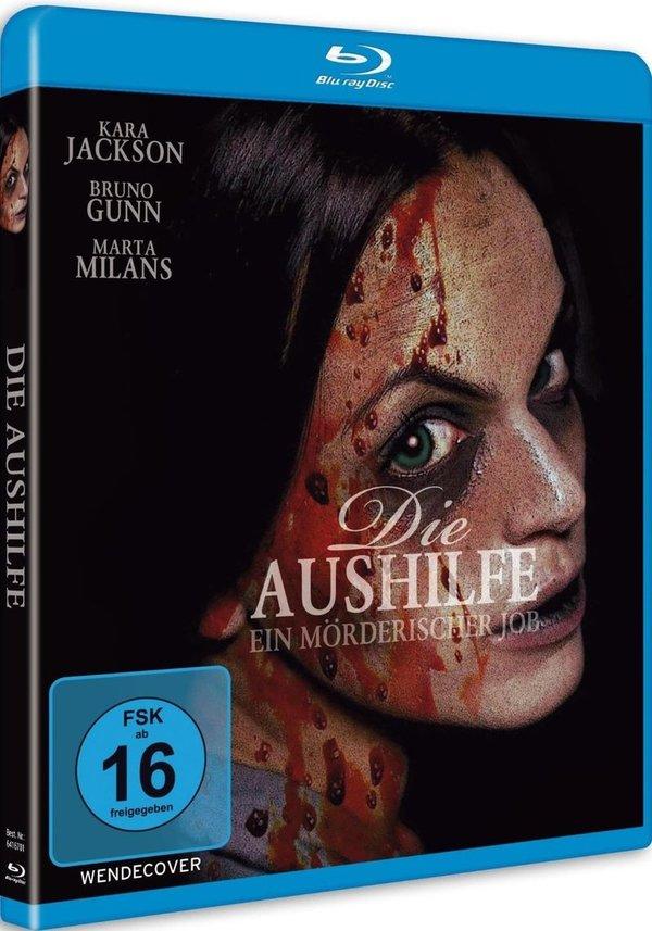 """Gewinnt eine BD zum Horror-Thriller """"Die Aushilfe - Ein mörderischer Job"""""""