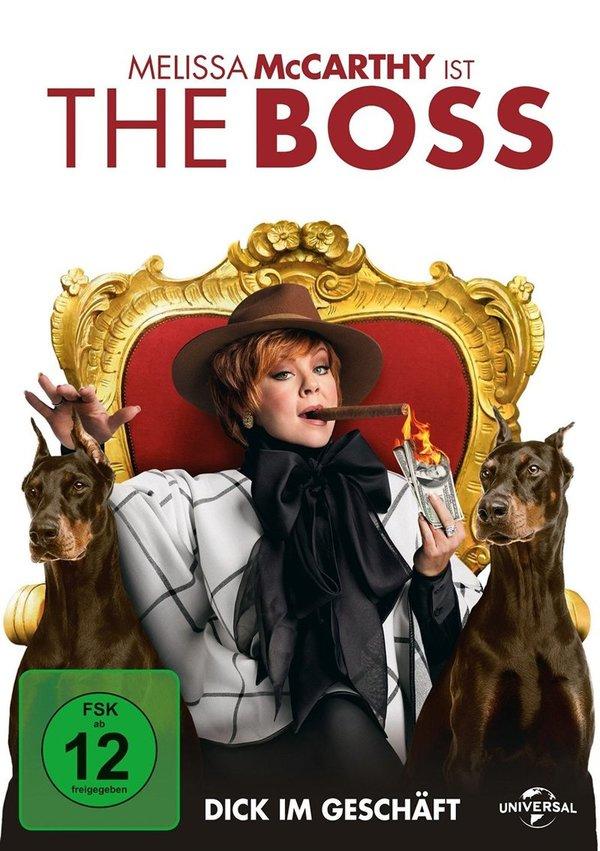 """Gewinnt eine DVD zur neuen Melissa McCarthy Komödie """"The Boss - Dick im Geschäft"""""""