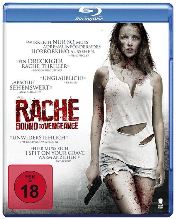 """Gewinnt eine BD zum spannenden Rache-Thriller """"Rache - Bound to Vengeance"""" (Uncut)"""