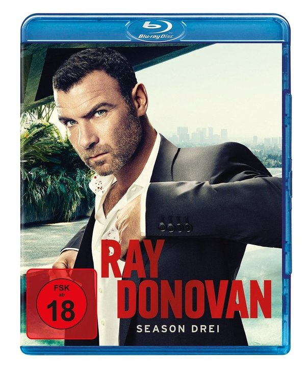 """Gewinnt eine BD zur spannenden Thriller-Serie """"Ray Donovan"""" - Staffel 3"""
