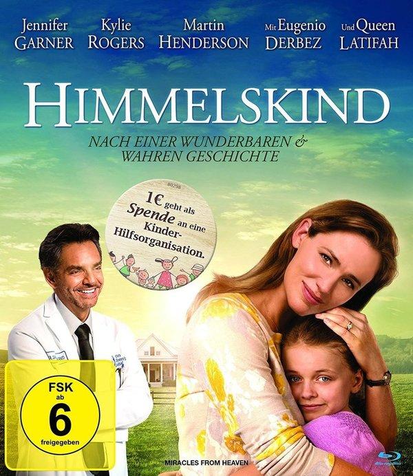 """Gewinnt eine BD zum berührenden Drama """"Himmelskind"""""""