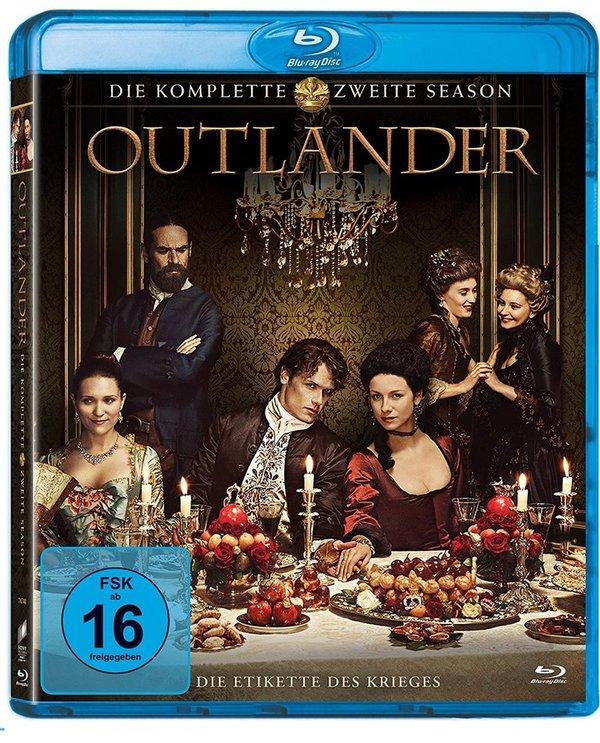 """Gewinnt eine BD zum grandiosen """"Outlander"""" - Die komplette zweite Season"""