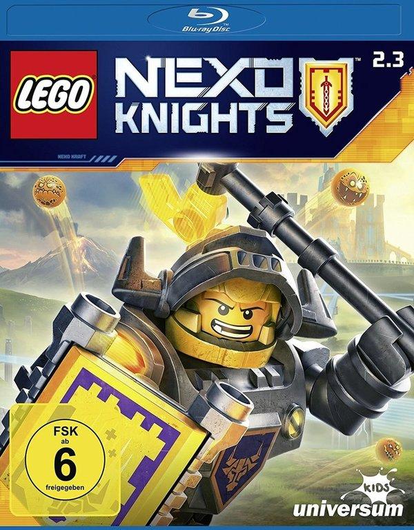 """Gewinnt eine BD zu """"LEGO Nexo Knights Staffel 2.3"""""""