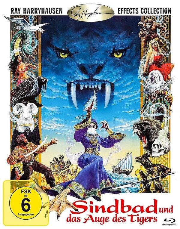 """Gewinnt eine BD zum Kult-Film """"Sindbad und das Auge des Tigers"""""""