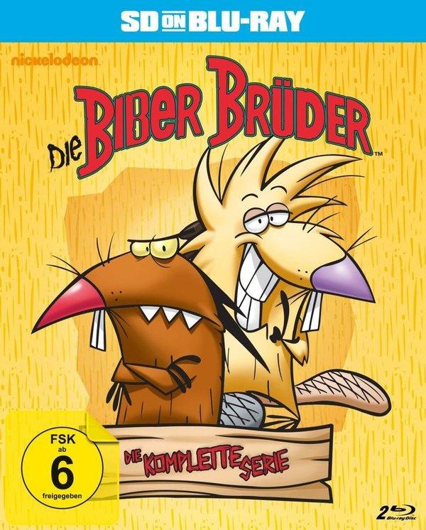 """Gewinnt eine SD on Blu-ray zur Kult-Serie """"Die Biber Brüder"""" - Die komplette Serie"""