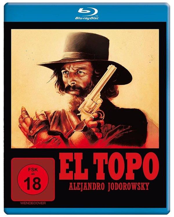 """Gewinnt eine BD zum Kult-Western """"El Topo"""""""