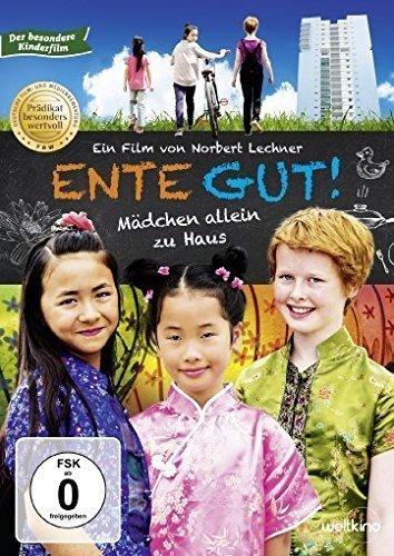 """Gewinnt eine DVD oder BD sowie das Buch zu """"Ente gut! Mädchen allein zu Haus"""""""