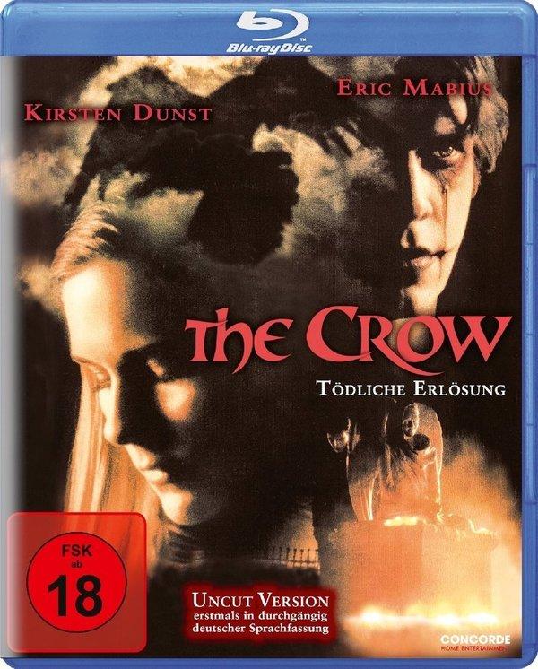 """Gewinnt eine BD zum düsteren """"The Crow - Tödliche Erlösung"""" - Unuct Version"""