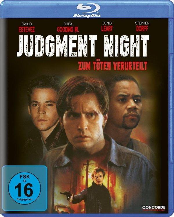 """Gewinnt eine BD zum Kultfilm """"Judgment Night - Zum Töten verurteilt"""""""