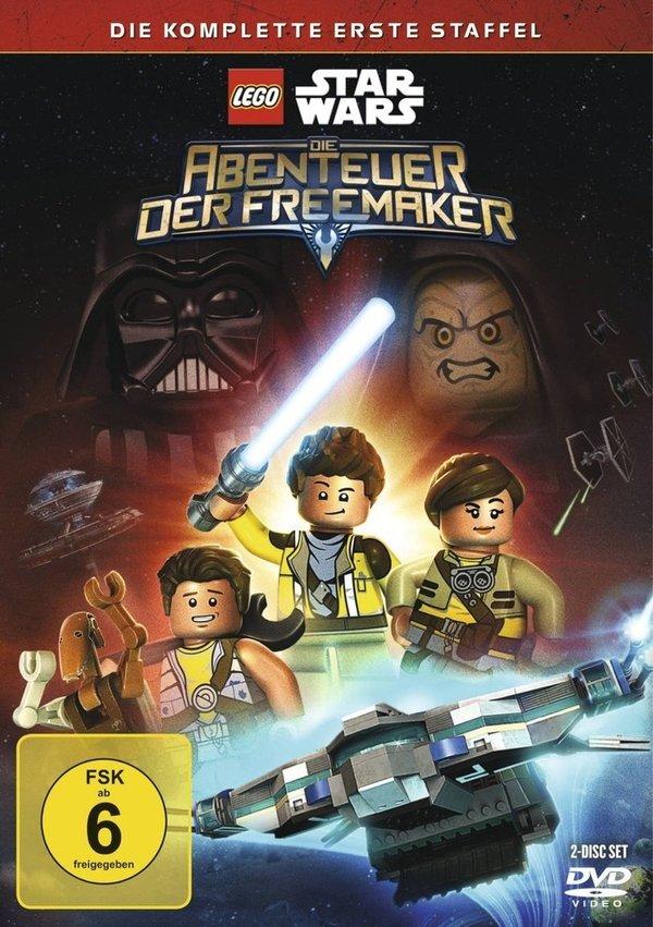 """Gewinnt eine DVD zur spaßigen Lego-Serie """"Lego Star Wars: Die Abenteuer der Freemaker"""" - Staffel 1"""