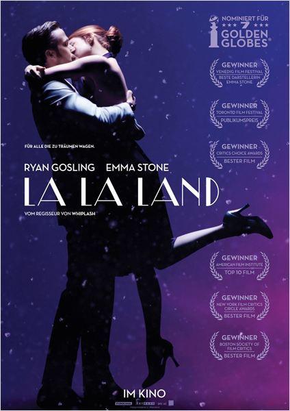 """Gewinnt zum Kinostart des zauberhaften Musicals """"La La Land"""" ein Fan-Paket"""