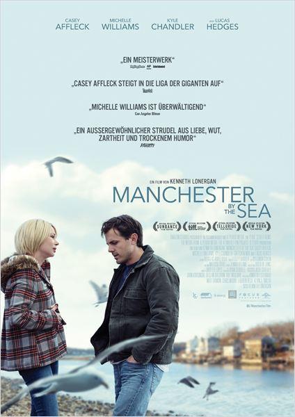 """Gewinnt zum Kinostart des beeindruckenden Dramas """"Manchester by the Sea"""" ein Poster"""
