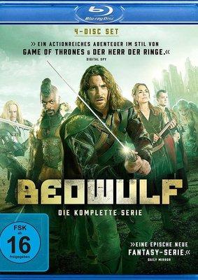 """Gewinnt eine BD und ein Poster zu """"Beowulf - Die komplette Serie"""""""