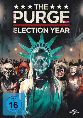 """Wir verlosen zwei DVDs zu """"The Purge: Election Year"""""""