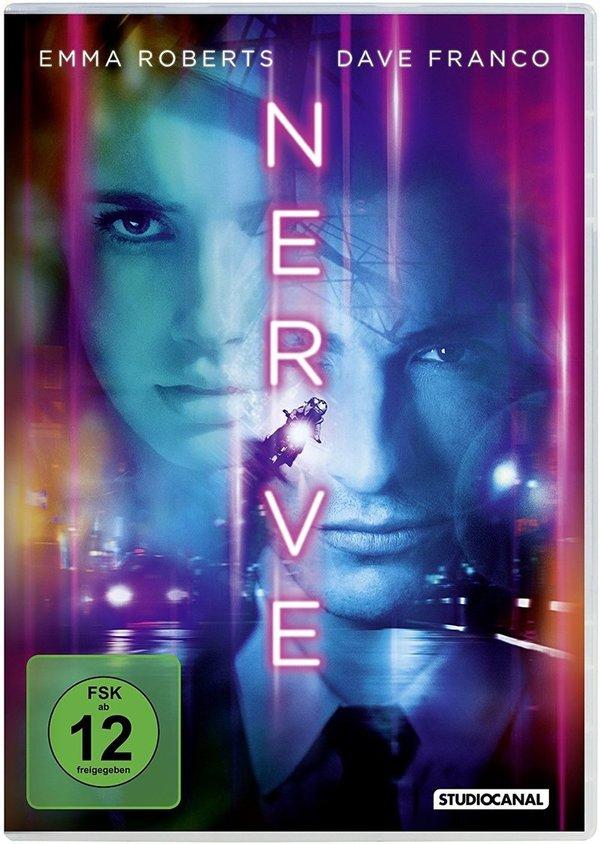 """Gewinnt eine DVD oder BD zum Internet-Thriller """"Nerve"""""""