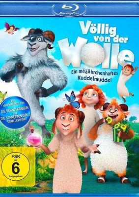 """Gewinnt eine BD zum Animationsspaß """"Völlig von der Wolle -Ein määärchenhaftes Kuddelmuddel"""""""