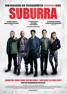 """Gewinnt zum Kinostart des hervorragenden Gangster-Epos """"Suburra"""" ein Fan-Paket"""