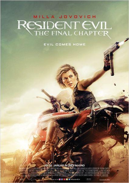 """Gewinnt zum Kinostart des Zombie-Finales """"Resident Evil 6: The Final Chapter"""" ein EMP Fan-Paket"""
