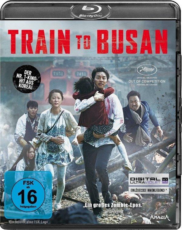 """Gewinnt eine BD zum Zombie-Highlight """"Train to Busan"""""""