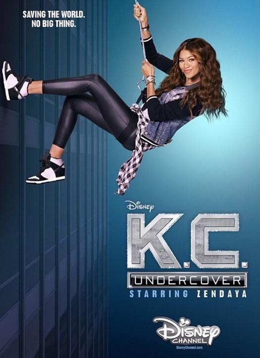 """Gewinnt zum TV-Start der neuen Folgen der Action-Comedy-Serie """"K.C. Undercover"""" auf dem Disney Channel ein Fan-Paket"""