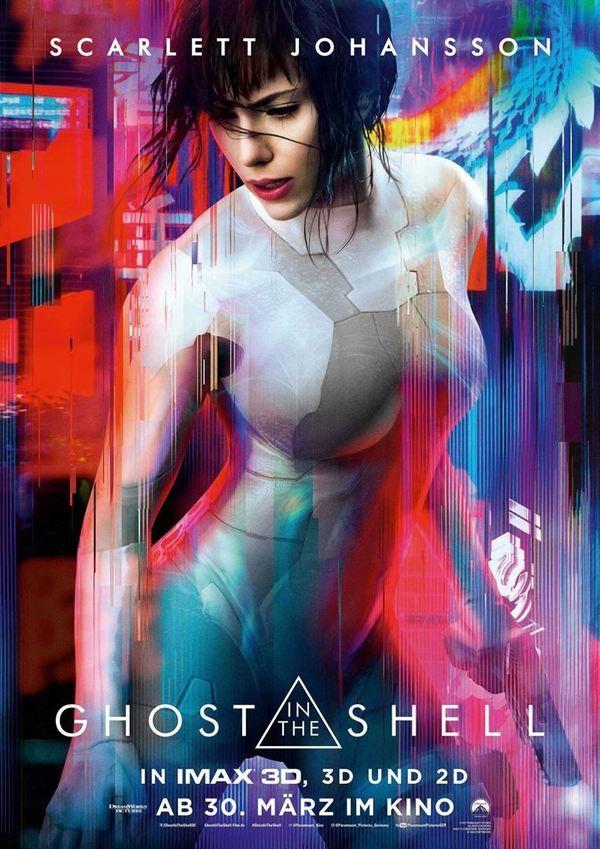 """Gewinnt zum Kinostart der Kult-Anime Verfilmung """"Ghost In The Shell"""" eine Festplatte"""