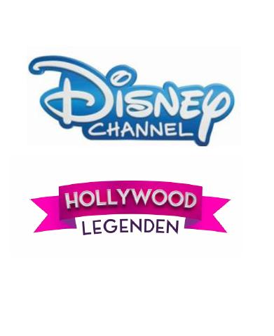 Gewinnt zur TV-Ausstrahlung der Hollywood-Legenden im Disney Channel ein tolles Fan-Paket
