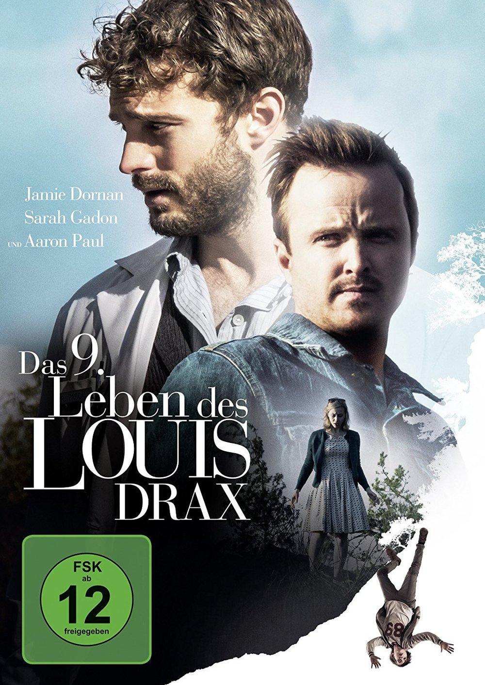 """""""Das neunte Leben des Louis Drax"""": Macht mit und gewinnt eine BD des Films mit Aaron Paul und Jamie Dornan"""