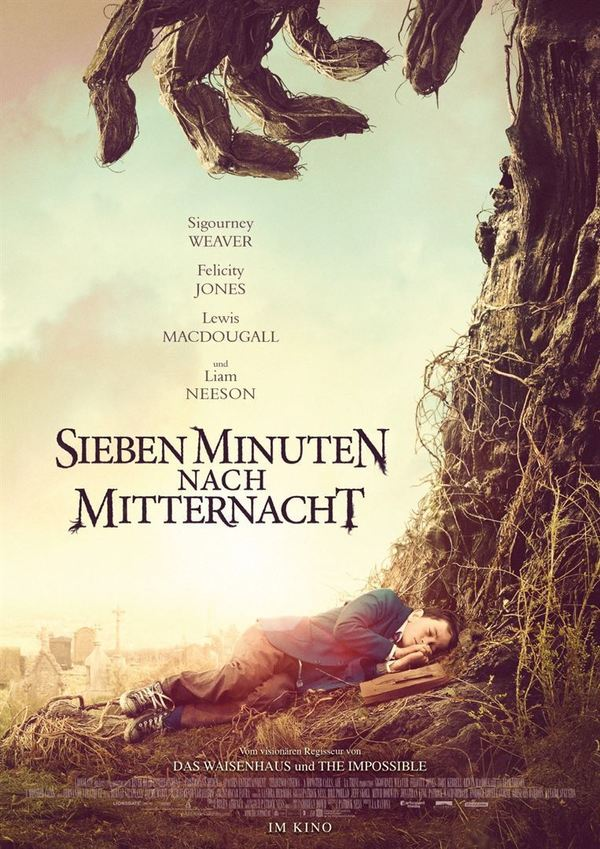 """""""Sieben Minuten nach Mitternacht"""": Wir verlosen zum Kinostart des Fantasyfilm zwei Fan-Pakete (inkl. Freikarten)"""