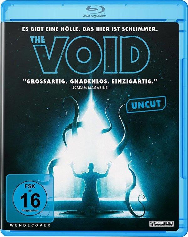 """Oldschool-Horror: Wir verlosen """"The Void - Es gibt eine Hölle. Dies hier ist schlimmer"""" auf BD"""