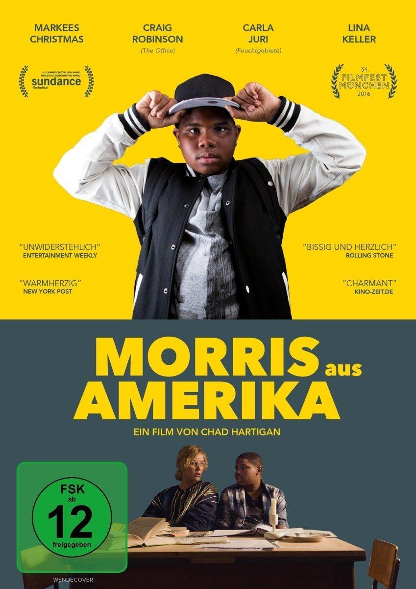 """Gewinnt zum Heimkinostart des warmherzigen """"Morris aus Amerika"""" ein Fan-Paket"""