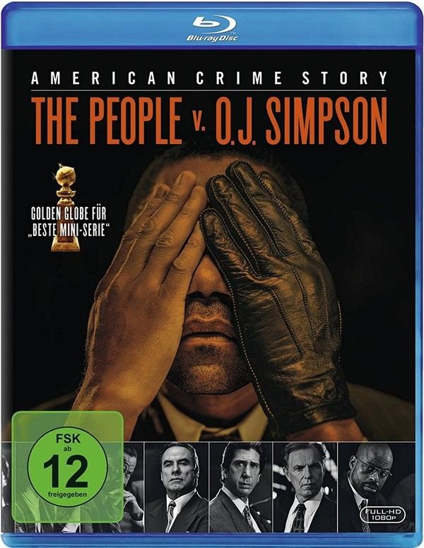 "Gewinnt eine BD zur prämierten Crime-Serie ""American Crime Story: The People V. O.J. Simpson - Season 1"""