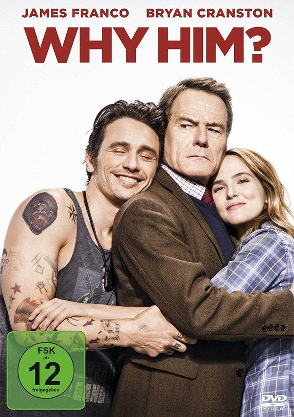 """Gewinnt eine DVD oder BD zum chaotischen Familientreffen """"Why Him?"""""""
