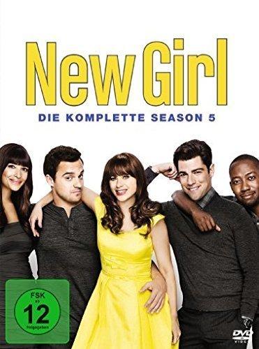 """Gewinnt eine DVD zum Comedy-Hit """"New Girl"""" - Die komplette Season 5"""