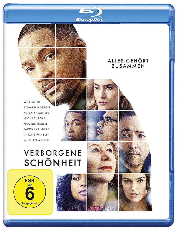 """Gewinnt eine BD zum neuen Will Smith Film """"Verborgene Schönheit"""""""