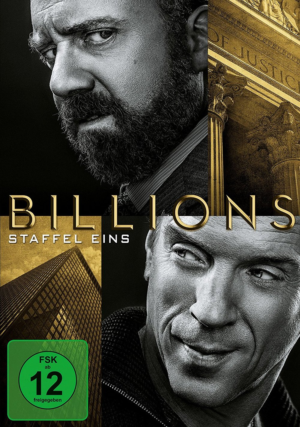 """Gewinnt eine DVD zur ausgezeichneten Drama-Serie """"Billions"""" - Staffel Eins"""