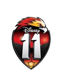 """Gewinnt zum Disney XD Start der Live-Action Serie """"11"""" passende Fußbälle"""