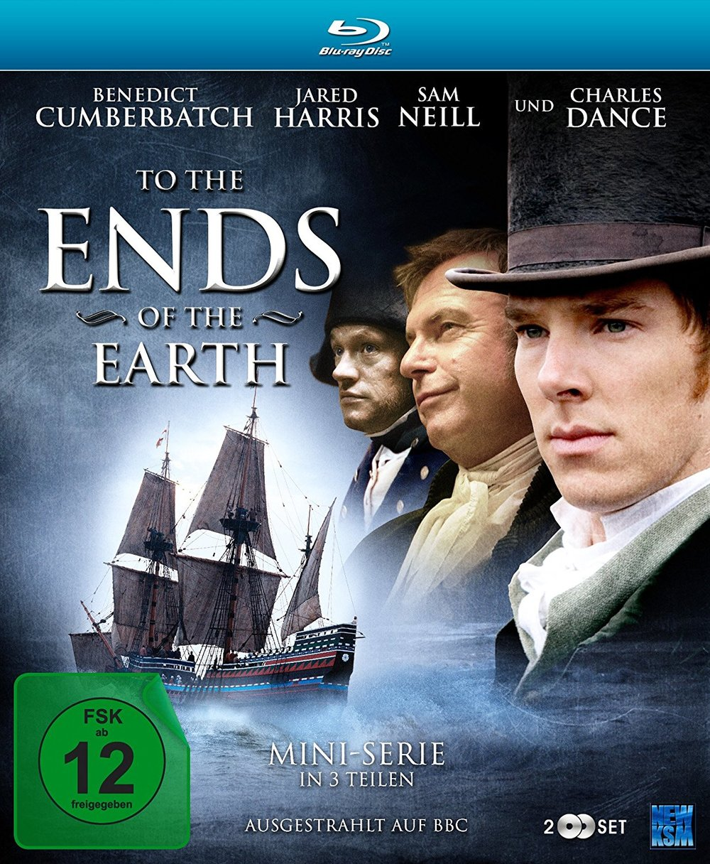 """Gewinnt eine BD zur spannenden Abenteuer Mini-Serie """"To the Ends of the Earth"""""""
