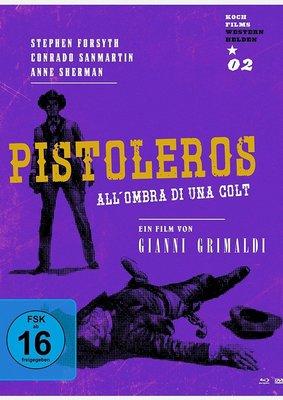 """Gewinnt eine BD zum Kult-Western """"Pistoleros"""" in der Westernhelden # 2 Edition"""