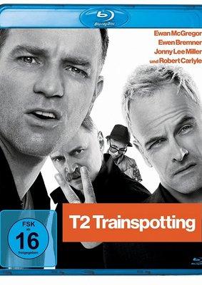 """Gewinnt eine BD zur Kult-Fortsetzung """"T2: Trainspotting"""" von Danny Boyle"""