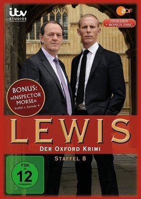 """Gewinnt eine DVD zur Krimi-Fortsetzung """"Lewis - Der Oxford Krimi"""" Staffel 8"""