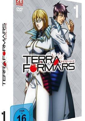 """Gewinnt eine DVD oder BD zum Anime-Highlight """"Terraformars"""", Vol. 1"""