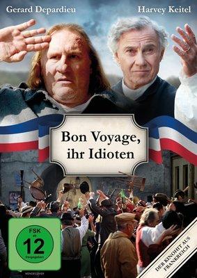 """Gewinnt eine DVD oder BD zum turbulenten """"Bon Voyage, Ihr Idioten!"""""""
