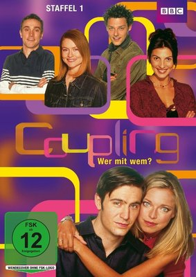 """Gewinnt eine DVD zur Kult-Serie """"Coupling - Wer mit wem?"""" Die komplette Staffel 1 und 2"""