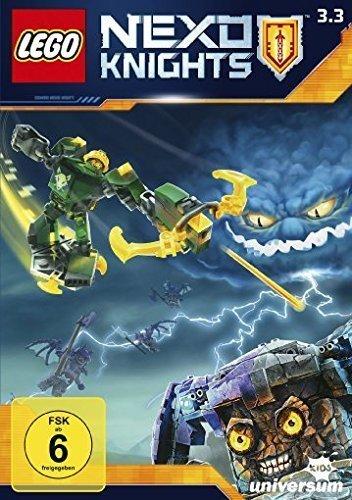 """Gewinnt zum Heimkinostart von """"Lego Nexo Knights"""" 3.3 ein tolles Fan-Paket"""