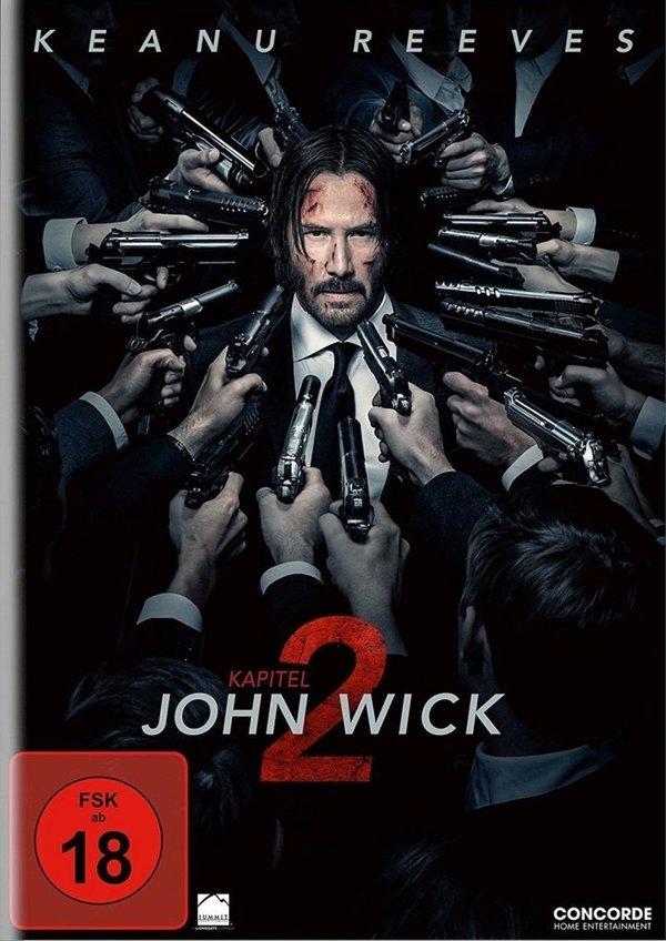"""Gewinnt eine DVD oder BD zum Action-Highlight """"John Wick: Kapitel 2"""""""