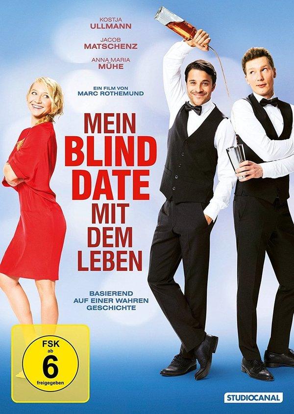 """Gewinnt eine DVD oder BD zur deutschen Komödie """"Mein Blind Date mit dem Leben"""""""