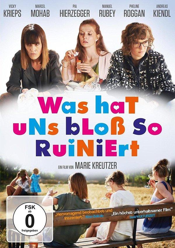 """Gewinnt eine DVD zur Lebens-Chaos-Komödie """"Was hat uns bloß so ruiniert"""""""