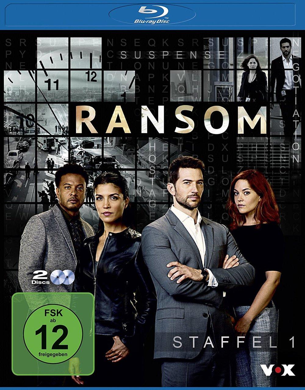 """Gewinnt eine BD zur spannenden Action-Krimi-Serie """"Ransom"""" - Staffel 1"""